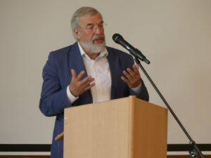 Rolf Fischer, SPD-Arbeitskreis Geschichte