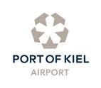 Logo des Flughafens Kiel