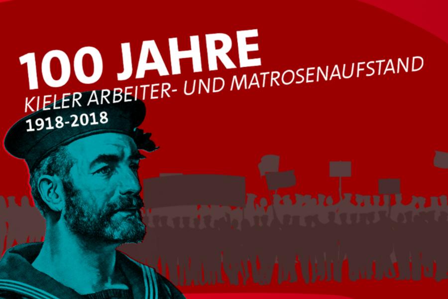100 Jahre Kieler Arbeiter- und Matrosenaufstand 1918-2018. Matrose