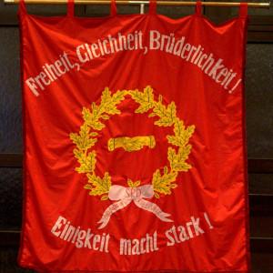 Traditionsfahne des OV Kiel-Wik