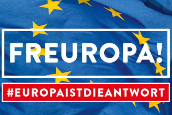 #EuropaistdieAntwort