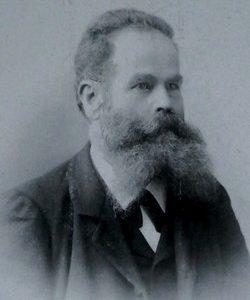 Stephan Heinzel ca. 1880