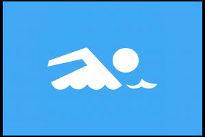 Piktogramm Schwimmen