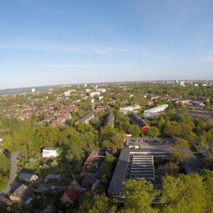 Luftaufnahme Steenbek