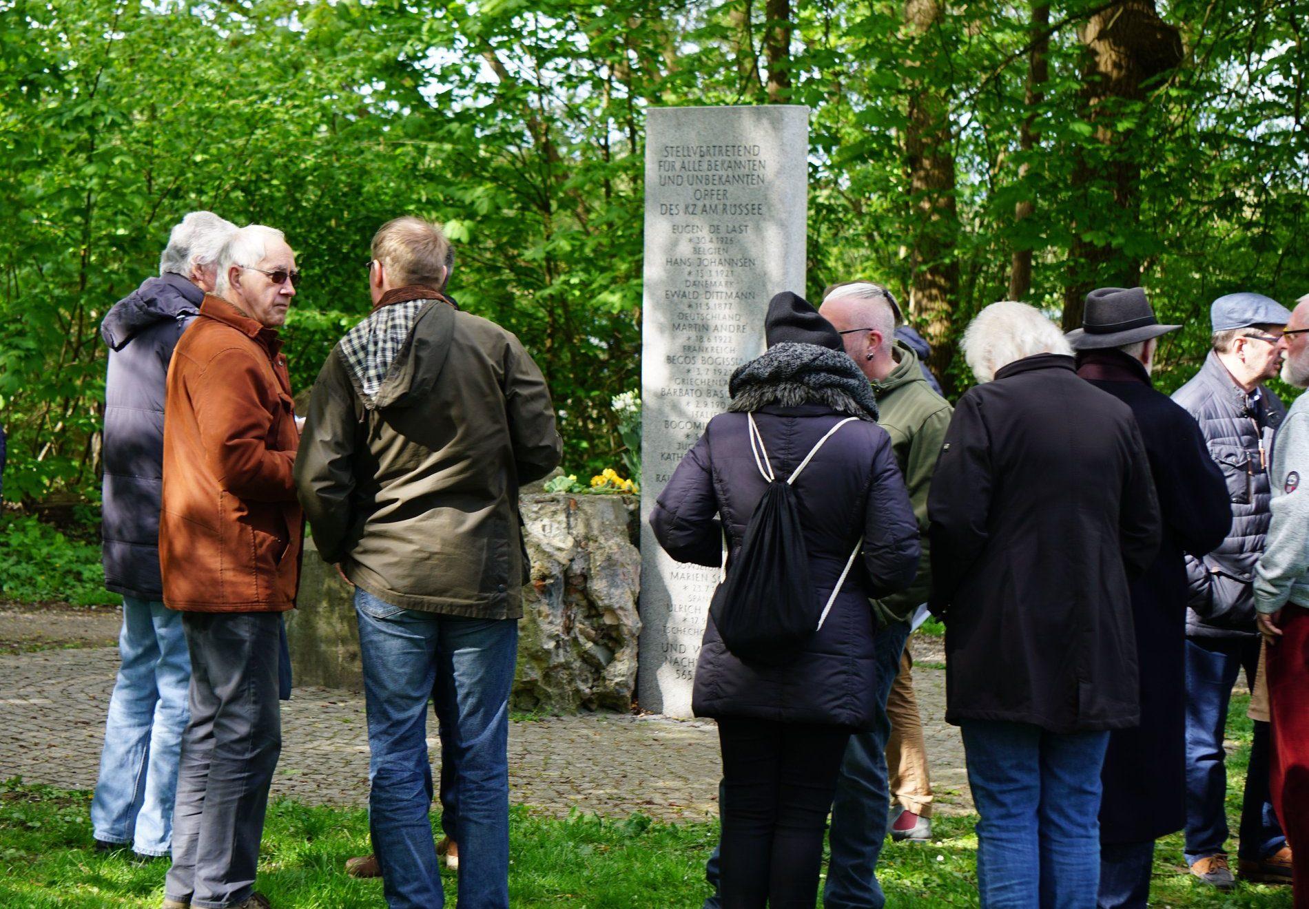 Gedenkveranstaltung AEL-Nordmark