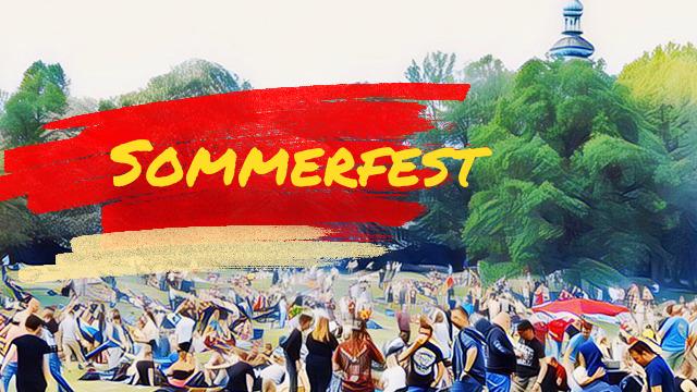 SPD Sommerfest Schrevenpark