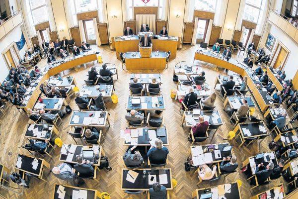 Ratsversammlung