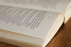 offene Buchseiten
