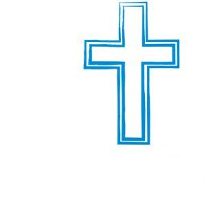 Ein Symbol für das Politikfeld Kirchenpolitik
