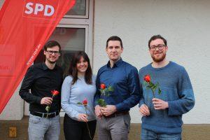 Christian Steding, Christina Schubert, Stefan Meier-Neuhold, Timo Nölle