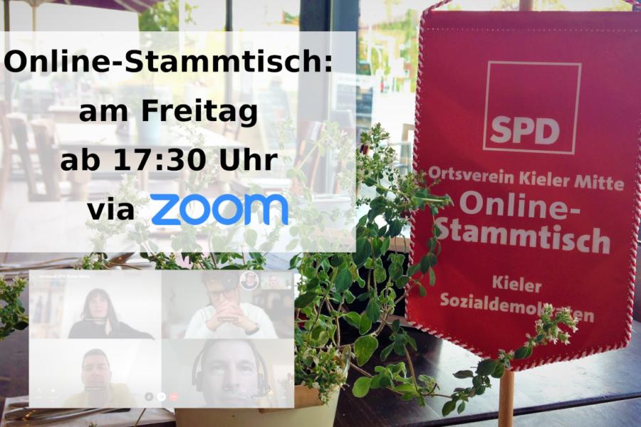 Online-Stammtisch Kieler Mitte
