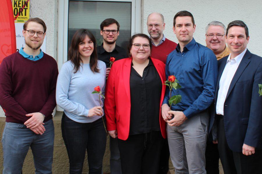 Ortsvereinsvorstand SPD Kieler Mitte
