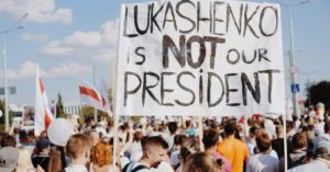 Lukashenko is not our president