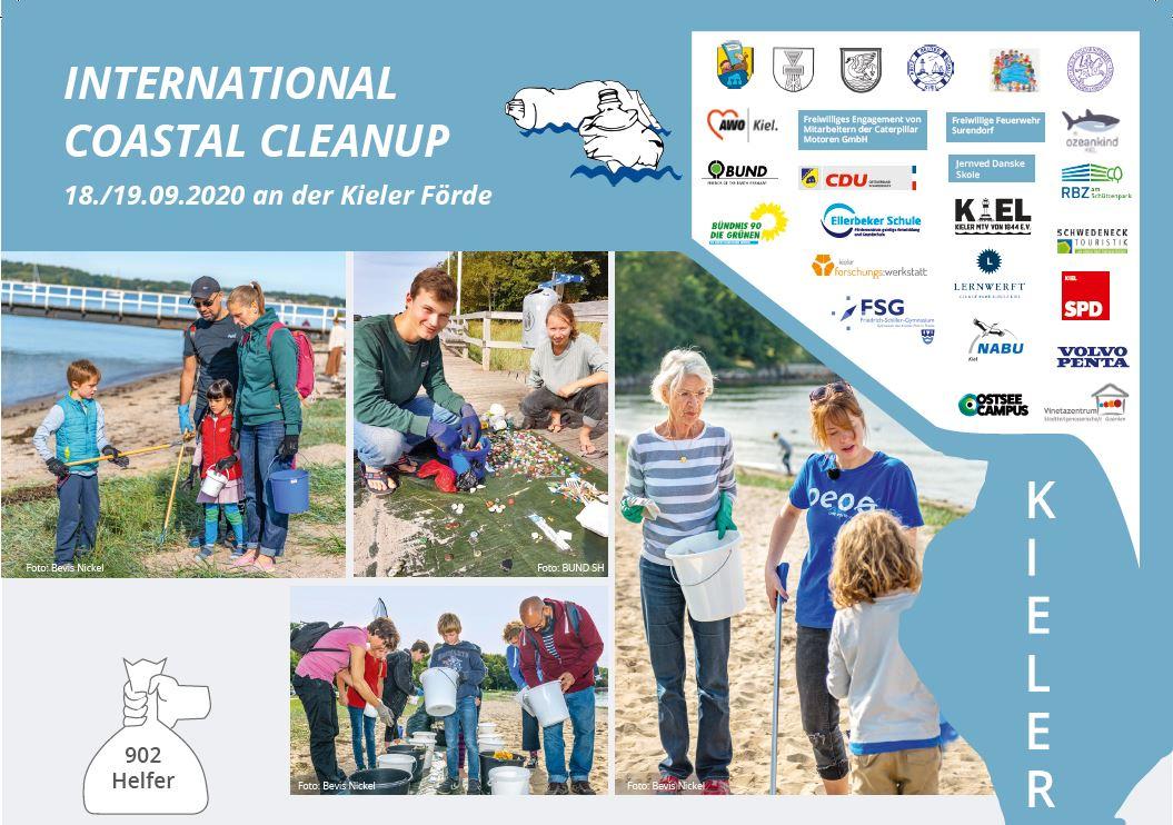 Coastal Cleanup 2020