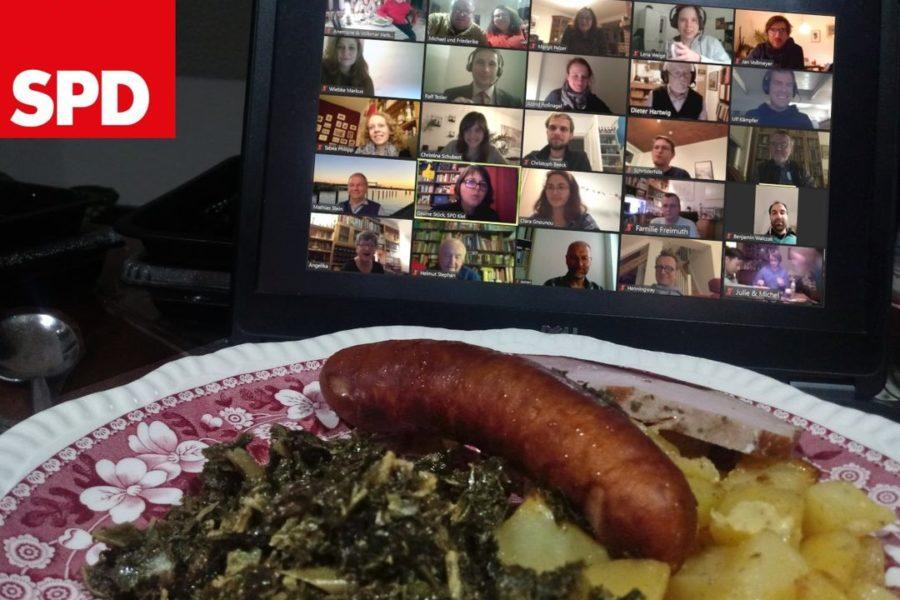 SPD Kieler Mitte Grünkohl online