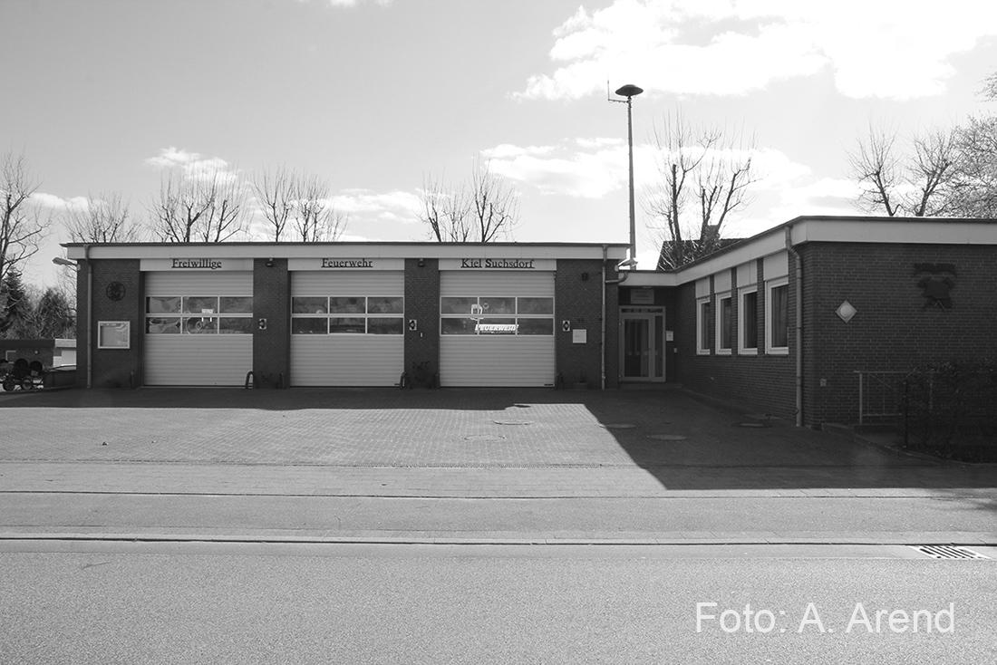 Gebäude Freiwillige Feuerwehr Suchsdorf
