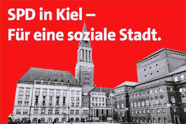 SPD in Kiel - für eine soziale Stadt